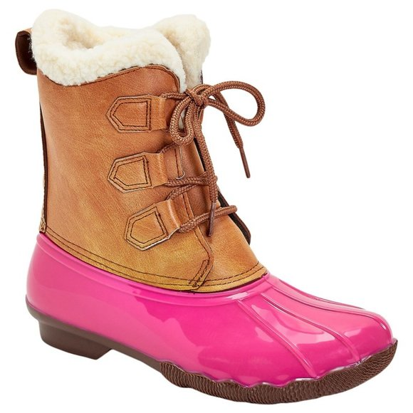 Adrienne Vittadini Shoes   Duck Boots